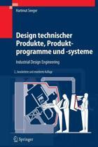 Design Technischer Produkte, Produktprogramme Und -Systeme