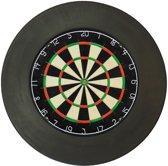 Combideal - A-merk plain Bristle - dartbord - plus - dartbord surround ring zwart - Dragon darts