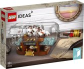 LEGO Ideas Schip in een Fles - 21313