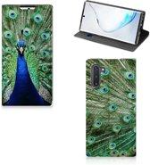 Samsung Galaxy Note 10 Hoesje maken Pauw