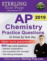 Sterling Test Prep AP Chemistry Practice Questions