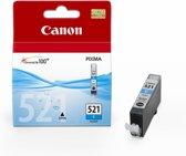 Canon CLI-521C - Inktcartridge / Cyaan