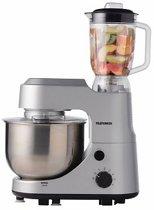 Telefunken - Keukenmachine - Diverse opzetstukken - Zilver