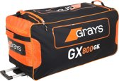 Grays G800 'Deluxe' Keepers Hockeytas - Keeperstassen  - zwart - ONE