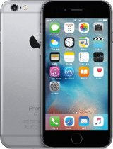 Forza Refurbished Apple iPhone 6s - 64GB - Spacegrijs