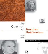 The Question of German Unification
