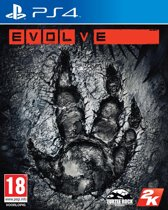 2K Evolve, PS4 Basis PlayStation 4 video-game