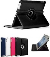 iPad 4 Rotating 360 Hoesje Case Zwart