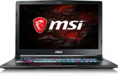MSI GE63VR 7RF-006BE - Gaming Laptop (120 Hz) - 15.6 Inch - Azerty