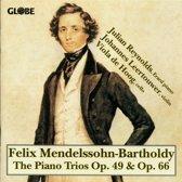 Mendelssohn: Piano Trios Op 49 & Op 66 / Reynolds, et al