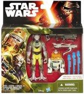 Action figure Star Wars 2-Pack 10 cm Orrelios