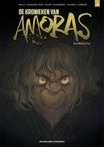 Kronieken Amoras 4 - Gardavu!