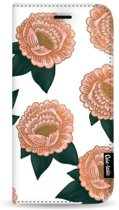 Casetastic Wallet Case White Samsung Galaxy S8 Plus - Winterly Flowers