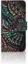 Samsung Galaxy A50 Telefoon Hoesje Aztec