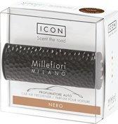 Millefiori Milano Auto parfum Nero (Metal Shades)