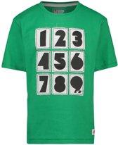 NOP Jongens T-shirt Vedette - Green - Maat 140
