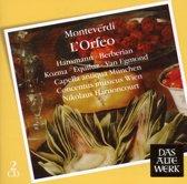 Monteverdi: L Orfeo (Daw 50)