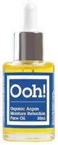 Ooh! Oils of Heaven - Organic Argan Moisture Retention Face Oil