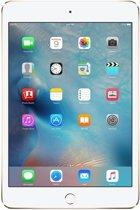 Apple iPad Mini 4 - 7.9 inch - WiFi + Cellular (4G) - 128GB - Goud