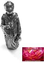 Tinnen Beeld Sculptuur Priester