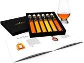 Tasting Collection Cognac Proeverij - 6.1 - 6 Tubes in Luxe Doos
