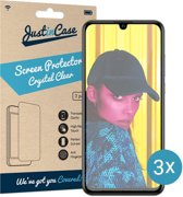 Just in Case Screen Protector Huawei P Smart 2019 - Crystal Clear - 3 stuks