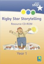 Rigby Star Audio Big Books Year 1CD-ROM Wave 1