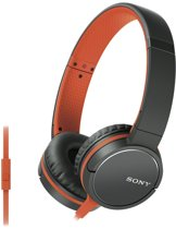Sony MDR-ZX660AP - On-ear koptelefoon - Oranje
