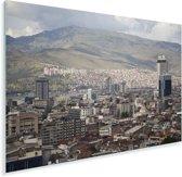 Centrum van de Turkse stad Izmir in Europa Plexiglas 30x20 cm - klein - Foto print op Glas (Plexiglas wanddecoratie)
