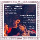 Perosi: In Patris Memoriam, Messa Di Requiem