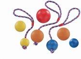 Nobby rubber bal 6,5 cm - 1 st