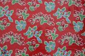 Atelier Du Baj Fresas Red Mexicaans Tafelzeil - 250 x 120 cm
