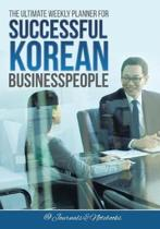 The Ultimate Weekly Planner for Successful Korean Businesspeople