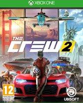 Cover van de game THE CREW 2 - Xbox One