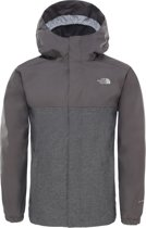 B Resolve Rectie Jkt Kinderen Outdoorjas - Tnf Medium Grey Heather