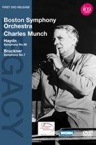 Boston Symphony Orch - Symphony No. 98/Symphony No. 7