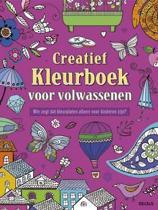 Creatief kleurboek voor volwassenen