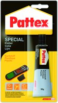 Pattex Special Plastic Lijm - 30 Gram - Transparant