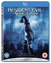Resident Evil: Apocalypse Blu-ray (Import)