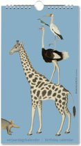 Verjaardskalender Giraffe, Robert Jacob Gordon, Collection Rijksmuseum