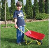 KinderKruiwagen Metaal - Rood