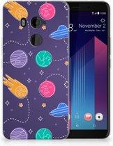 HTC U11 Plus TPU-siliconen Hoesje Space