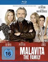 MALAVITA - The Family/Blu-ray (import)