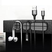 Baseus Mobiele Telefoon Kabel Clip voor in de auto, huis en op het bureau