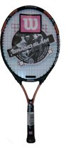 Wilson Grand Slam 25 inch kinderracket Titanium