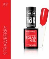 REVERS® 3in1 Solar Gel Nagellak 12ml. - #37 Strawberry