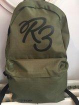 Ripstop rugzak army green