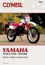 Yamaha XT/TT350 1985-2000