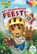 Go Diego Go - Het Regenwoud Feest!