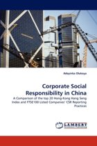 Corporate Social Responsibility in China